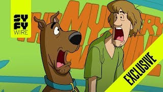 A First Look At: Scooby Doo! And The Gourmet Ghost | SYFY WIRE