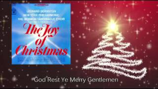 Mormon Tabernacle Choir w Leonard Bernstein - God Rest Ye Merry Gentlemen