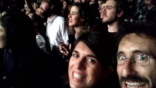 """""""Diecinueve (Maga) + Turnedo"""", cierre concierto Iván Ferreiro en el Kafe Antzokia (28/1/17)"""