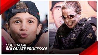 POLEMICA - MC TIKI MANDA PAPO RETO PARA MC PIKACHU