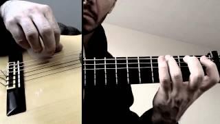 Arpeggio Exercise - 9 - Solea by Paco Pena