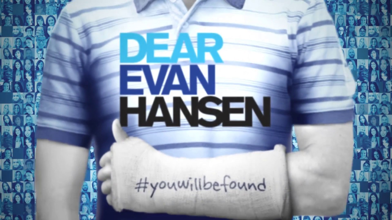 Dear Evan Hansen Musical Tour Pittsburgh December