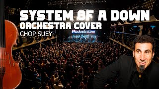 RockestraLive - Chop Suey (System of a Down cover)