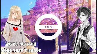 Nightcore - FRIENDS (Switching Vocals) [ANIME FRIENDZONE SONG]