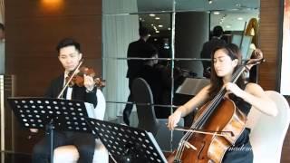 Serenade Music (wedding performance) -  Mozart - Eine Kleine Nachtmusik K. 525 3rd mvt.