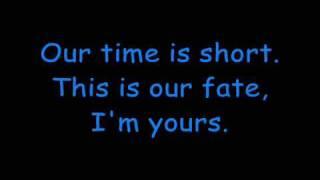 I'm yours by Jason Mraz with lyrics.