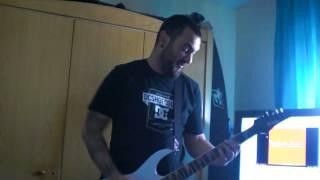 """Reincidentes """"Vicio"""" guitar cover"""