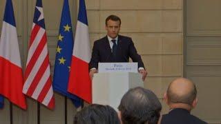 Soldats français tués au Mali : réaction d'Emmanuel Macron