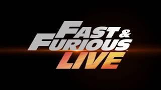Fast & Furious Live Belfast - TV Spot