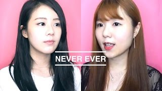 [English Cover] GOT7 - Never Ever by Sherina曹萱 & eLynn