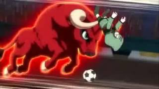 nazuma Eleven GO Galaxy Episode 31 [イナズマイレブンGO ギャラクシー 31] Soul: Buffalo バッファロー