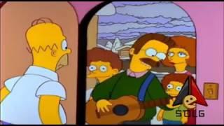 La guitarra de Lolo - Los Simpson - SDLG