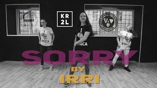 """SORRY"" by IRRI 