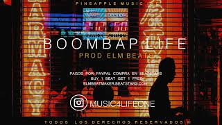 BOOMBAP LIFE - Old School Beat  - Base de Rap / Instrumental de Rap 2018 USO LIBRE - FREE USE