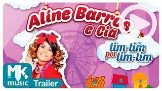 DVD Aline Barros e Cia. Tim-Tim Por Tim-Tim - Trailer Oficial - 2015