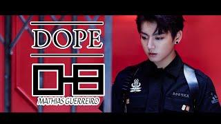 BTS (방탄소년단) - DOPE | SPANISH SHORT COVER | Mathias Guerreiro