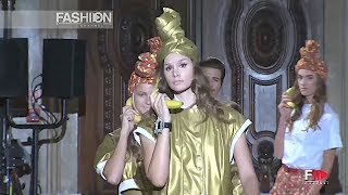 OS BURGUESES Spring Summer 2014 Lisbon - Fashion Channel