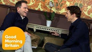 Benedict Cumberbatch on Filming Doctor Strange - Full Interview   Good Morning Britain