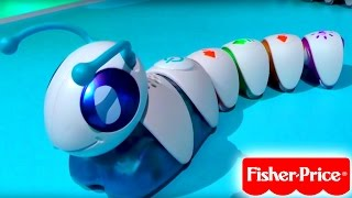 Code-a-Pillar - Fisher Price coding for kids.