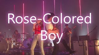 Rose-Colored Boy - Paramore | The Olympia Theatre 06.15.17 | MultiCam