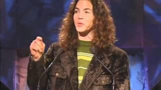 Eddie Vedder Inducts The Doors