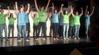 Two Worlds Advanced Mixed Choir