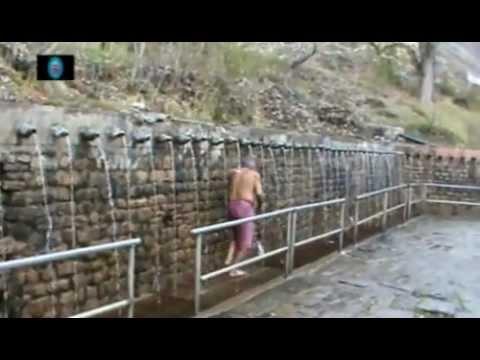 Ritual Bath in Muktinath Mandir