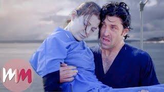 Top 10 Meredith & Derek Moments on Grey's Anatomy