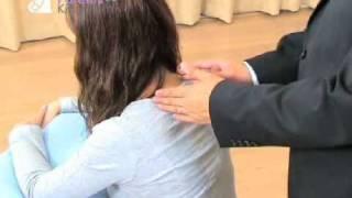 孕婦按摩好處多之背部篇