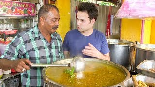 My First Time Eating Penis Soup in Malaysia   Unheard of Malaysian Food