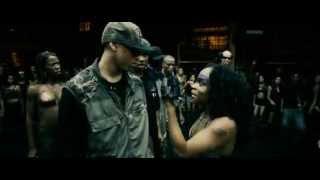 Chris brown - Dançando dança de rua no filme