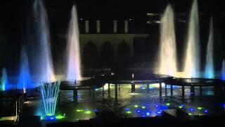 Al Bano Carrisi - Oficiální video Křižíkova fontána v Praze