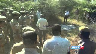 Girl torched to death by her father in Sivagangai