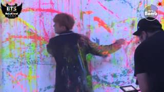 [ARABIC SUB - BANGTAN BOMB] 161116'WINGS' Short Film Special - MAMA (Acting j-hope)