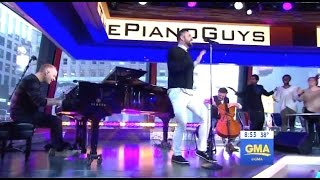 The Piano Guys (It's Gonna Be) Okay (LIVE)