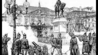 Marcha dos Combatentes da Rotunda - Vitorino