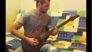 Kratos - Moby -- Flower - (Guitar cover)