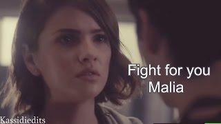Fight for you// Malia Tate