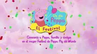 """""""Un día con Peppa"""" llega a Gran Canaria del 16 al 18 de Octubre"""