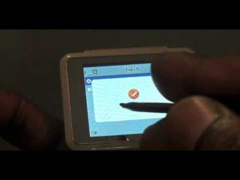 K1W Kol Saati Telefon - Kamera - Mp3 - Mp4 - iPhone Slide Menu