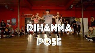 Rihanna - Pose | Hamilton Evans Choreography