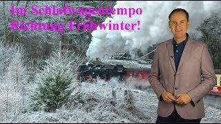 Der Winter kommt im Schlafwagentempo und bringt Kälte und erste Schneeflocken! (Mod.: Dominik Jung)