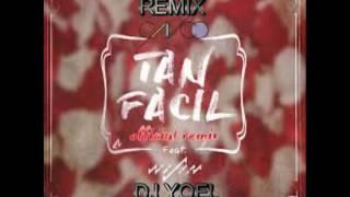 CNCO TAN FACIL REMIX VERSION CUMBIA+DJ YOEL