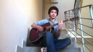 The Fratellis - Whistle For The Choir (acoustic cover)
