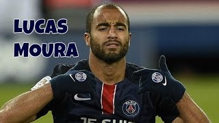Lucas Moura I PSG I All Goals & Assists I 2015/16
