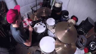 Migsdrummer - Mandy Moore - When Will My Life Begin - Tangled (Alan Menken) - [Drum Cover]