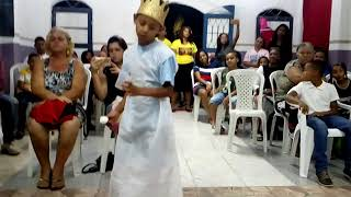 Coreografia bom samaritano.. grupo infantil