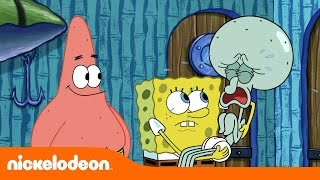 Bob Esponja | Bob, Un bebé llorón | Nickelodeon en Español