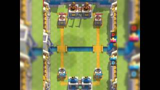 Almost lost but won (Clash Royale) ft. Osito clan leader