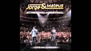 Jorge e Mateus - Vestígios Live in London